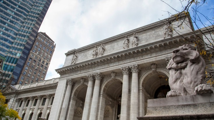 Things to do in New York, visit library