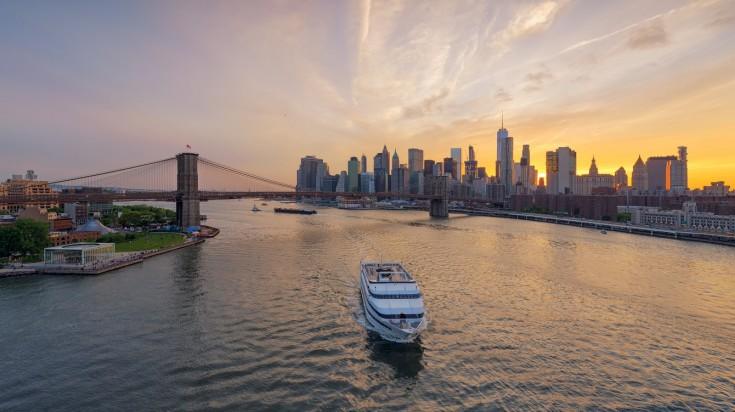 Things to do in New York Manhattan Cruise