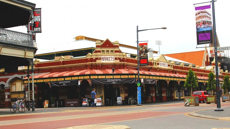 Things to do in Perth - visit Fremantle Markets