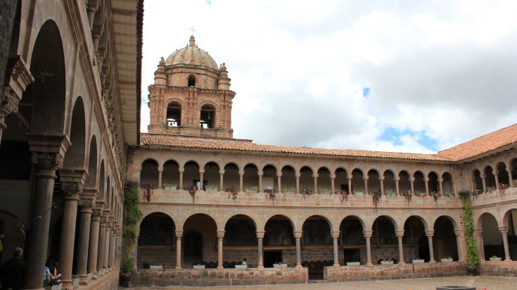 Things to do in Peru includes a visit to Qorikancha