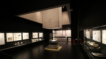 One of the points of interest in Shanghai is the Shanghai museum