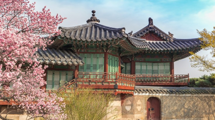 Visiting Changdeokgung Palace is a top thing to do in South Korea
