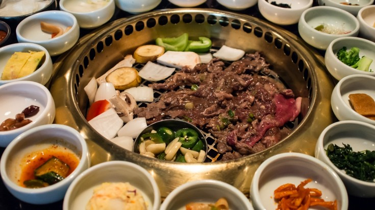 Korea BBQ is a must thing to do is South Korea