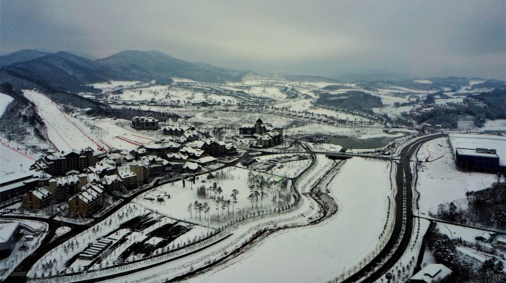Visting Pyeongchang is a must thing to do in South Korea