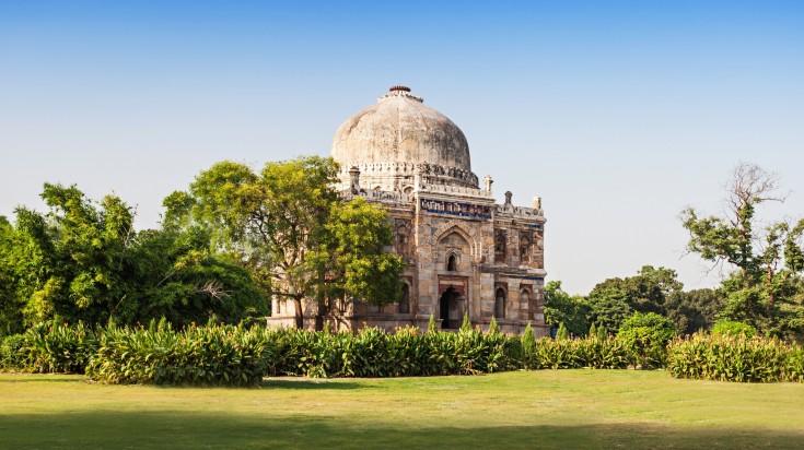 Lodi Garden in Delhi