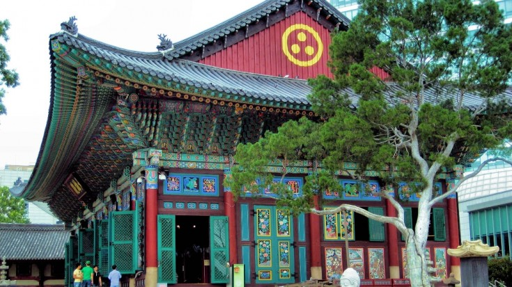 Jogyesa Buddhist Temple