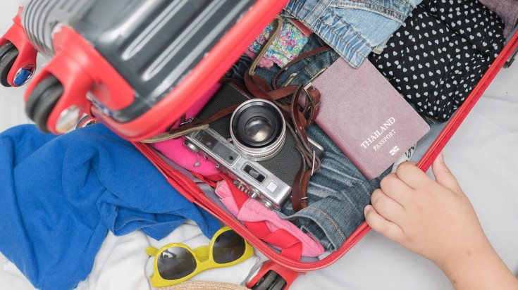 Make sure that you pack important items in your carry-on so they don't get lost in transit.