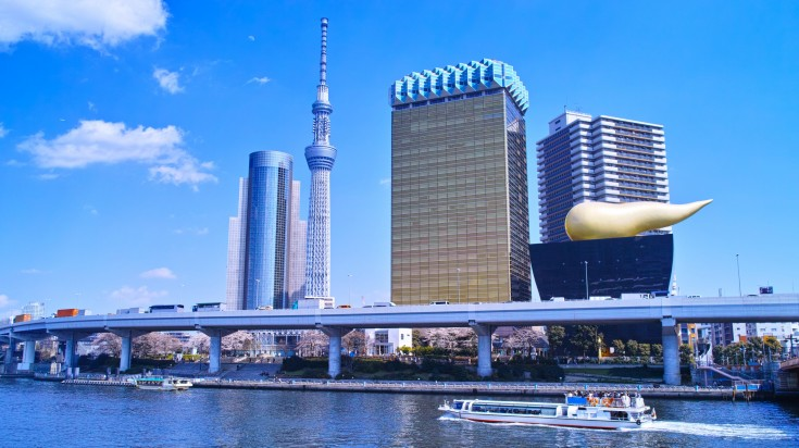 Among various things to do in Tokyo, it is a must that you walk to the top of Tokyo Skytree to get a perfect view of the city.
