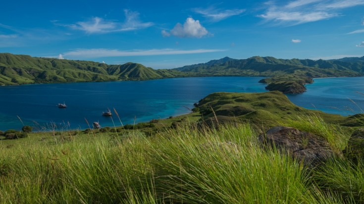 Gili Lawa is another neighbouring island in Komodo Island