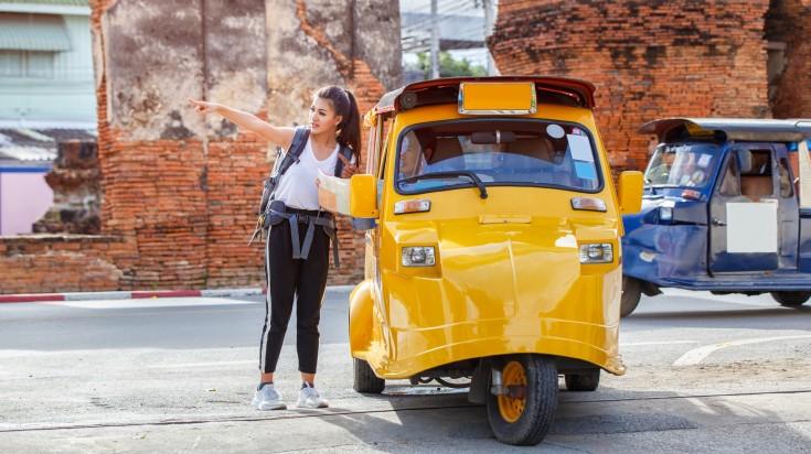 Travel Ignites a Sense of self