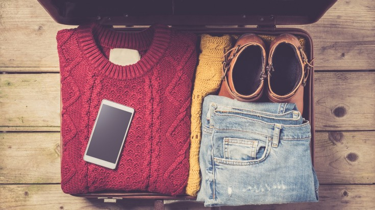 Travel Packing hacks and tips