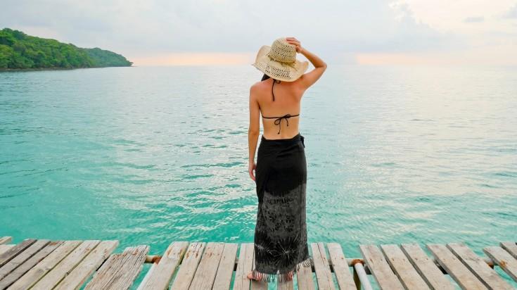 Travel Packing Sarong