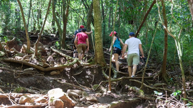 Travel tips in Costa Rica hiking