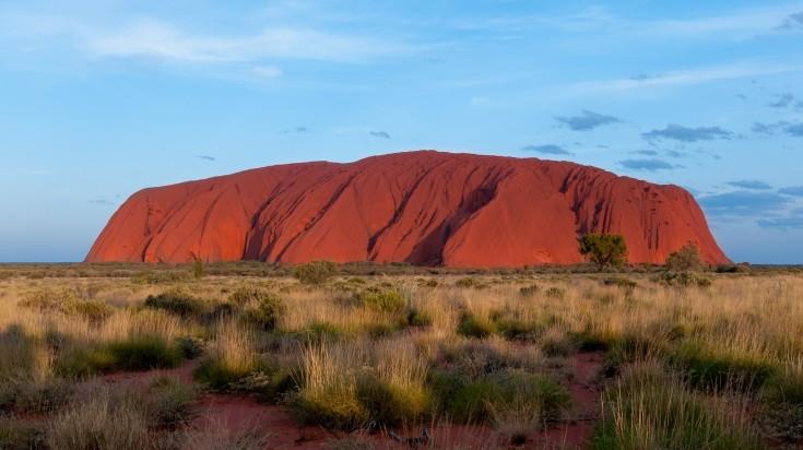 trip to australia alice springs