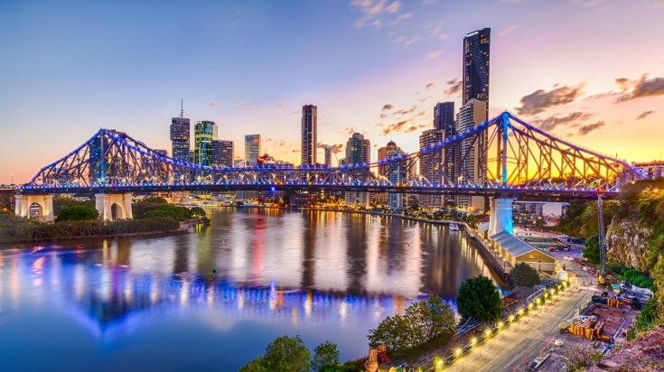 Trip to Australia Brisbane