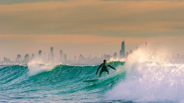 Trip to Australia Gold Coast
