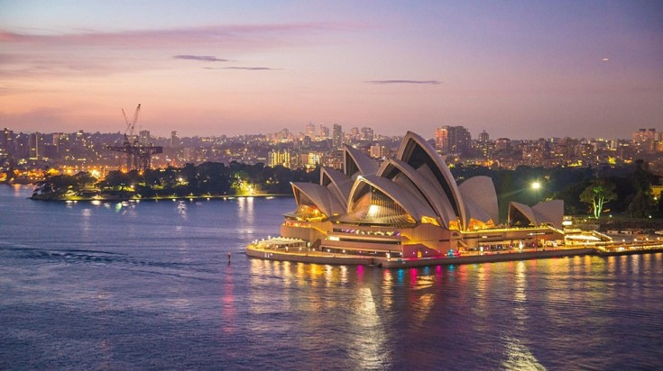 Trip to Australia Sydney