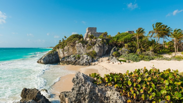 Mexico's Tulum beach is the best beach destination in Mexico