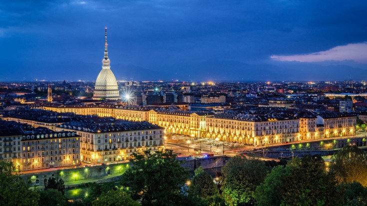 Visit Turin, an important cultural as well as a major business hub in Italy when you're spending 10 days in Italy.