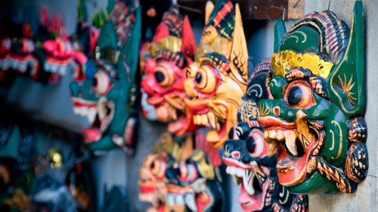 Visit the Art Market to enjoy shopping as a thing to do in Ubud