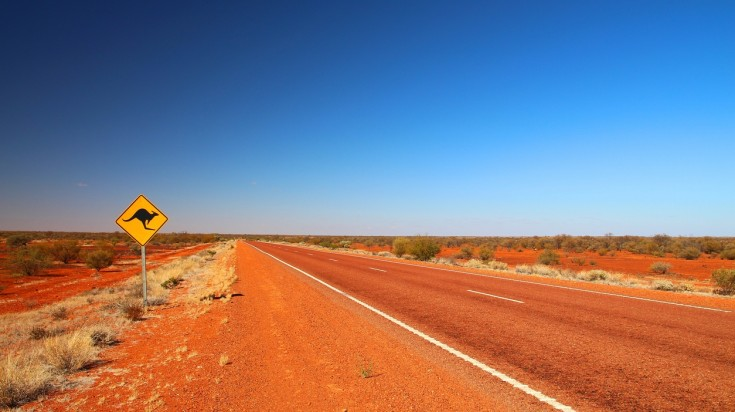 Uluru tour takes you through the Red Center Way across the Outback.