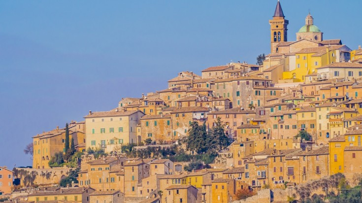Known for its medieval hom towns, Umbria should be visited on a family trip