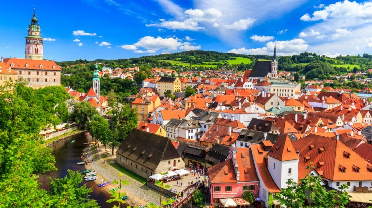 Vacation packages in Germany can be extended to Czech Republic as well