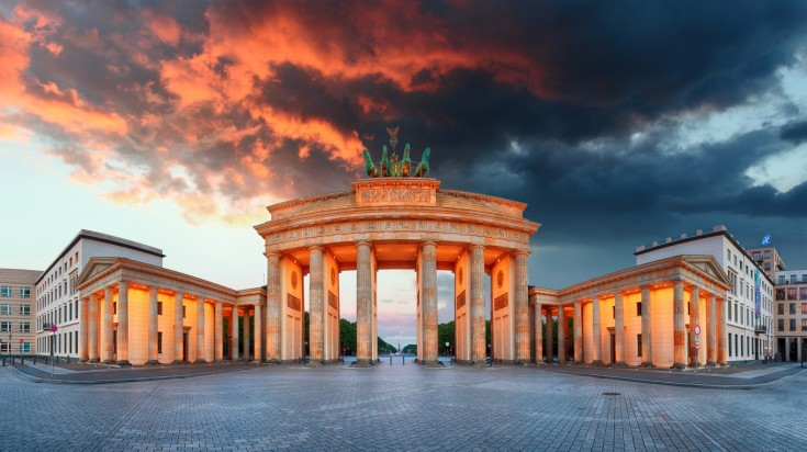 For a great vacation packages in Germany go to Berlin for the New Year's