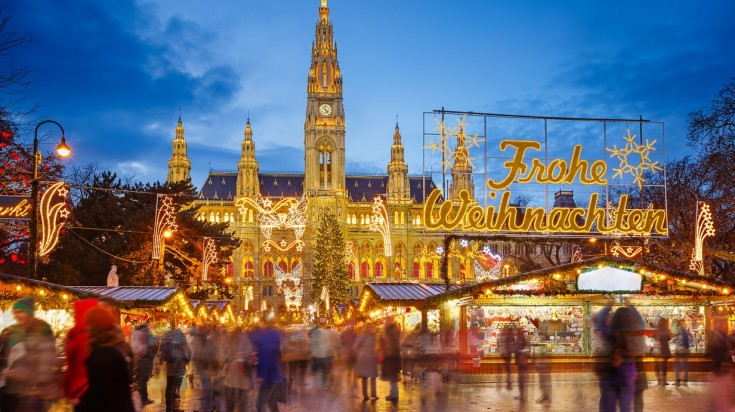 Vacation packages in Germany is perfect to visit Christmas markets