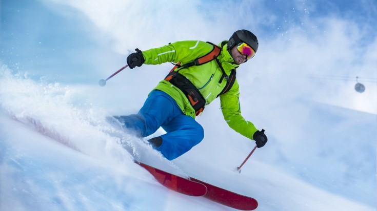 Vacation packages in Germany can be perfect for a ski holiday