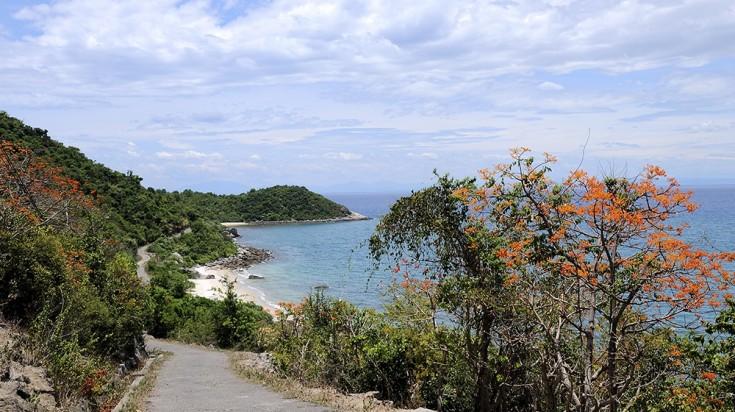 Cham Islands in Vietnam