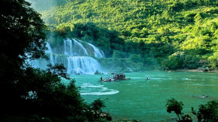Pu Mat National Park in Vietnam