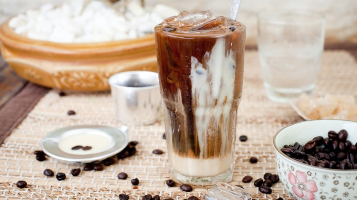 Strong and flavorful Vietnamese coffee makes converts as quickly as it rais