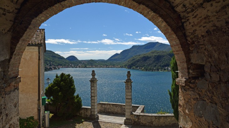 Lake Lugano is a beautiful lake and should be on everyone's go-to list for vacations.