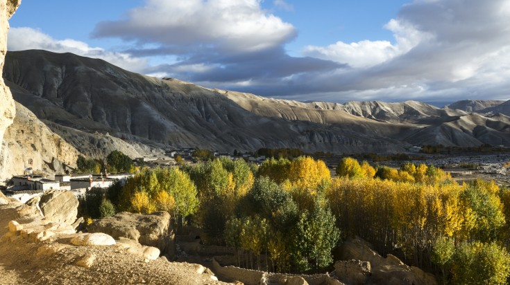 Village of Upper Mustang