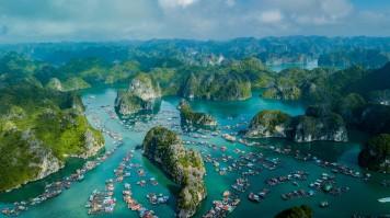 Visit Vietnam Halong Bay