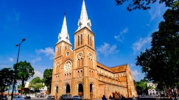Visit Vietnam and Ho Chi Minh City.