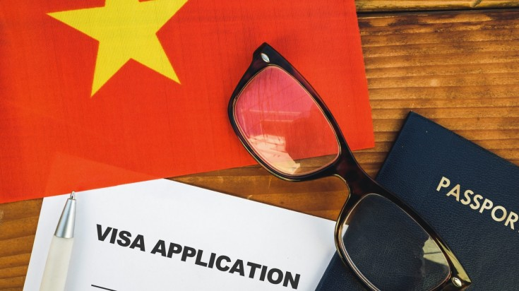Visa on Arrival is available when visiting vietnam