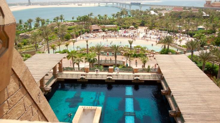 water sports in Dubai waterparks