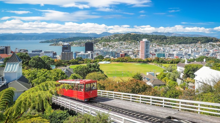 Wellington is the capital and the 2nd most populous area of New Zealand.