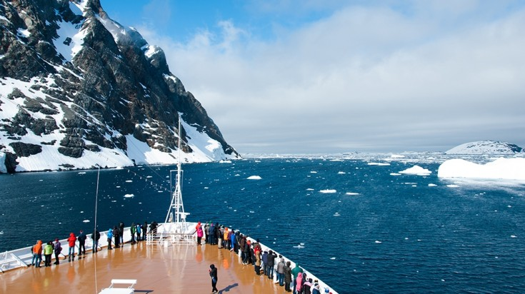 When to go to Antarctica