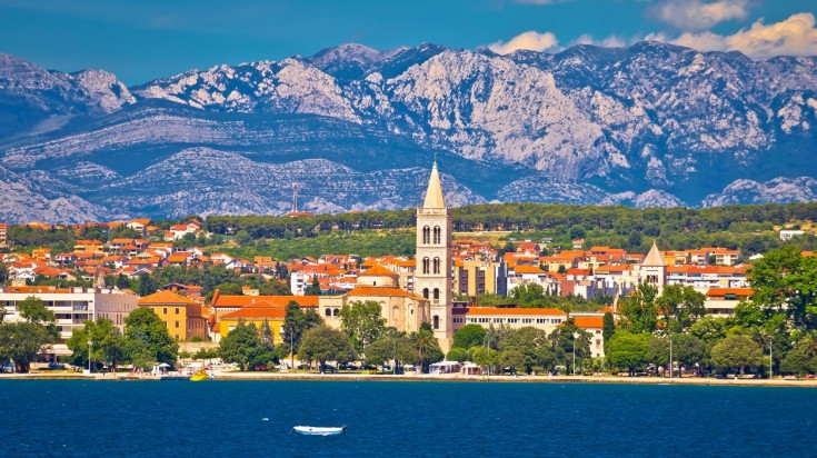 Zadar is a quirky town in Croatia with rich history and exceptional culture