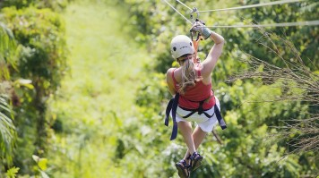Costa Rica has many places to go ziplining in Costa Rica