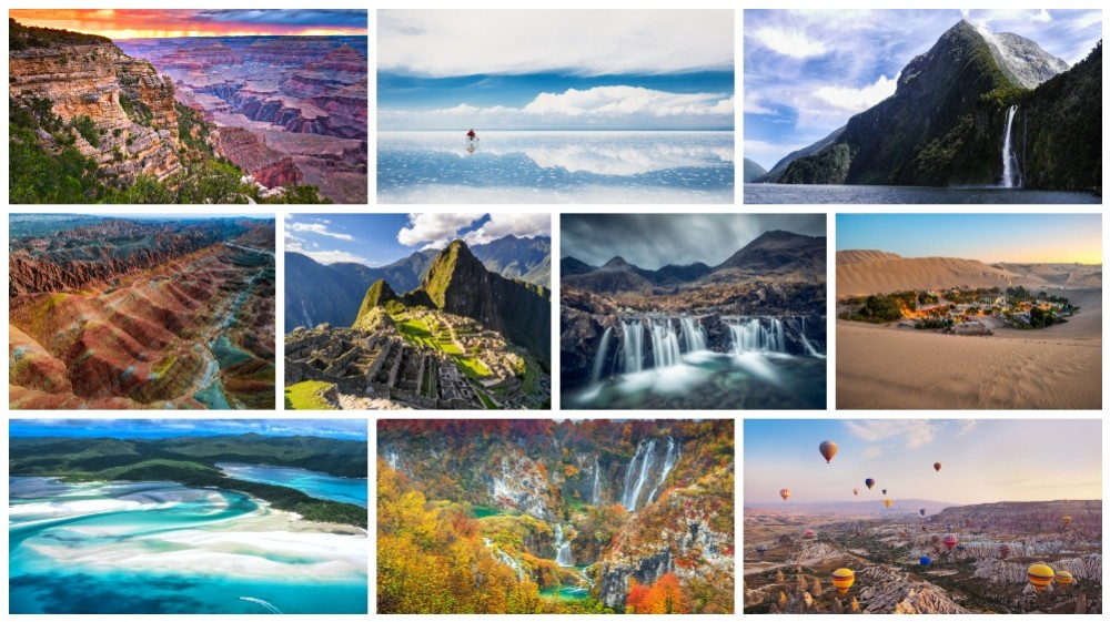 From Waterfalls To Salt Plains Here Are The 10 Most Beautiful Places In World Visit