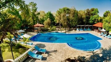 Park Village Resort is one of top 12 weekend getaways in Kathmandu