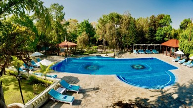 Park Village Resort is one of top 12 weekend getaways in Kathmandu