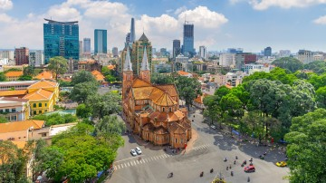 Ho Chi Minh City is a top spot to visit on a 5 day Vietnam trip