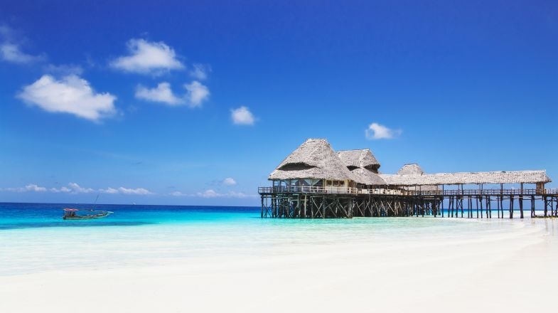 If you plan a holiday to Tanzania, make sure to visit the beaches in Zanzibar