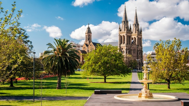 Adelaide is known as the City of Churches for its wonderful plethora of architecturally enticing historical sites.