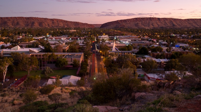Alice Springs, the beating heart of Australia's Red Centre